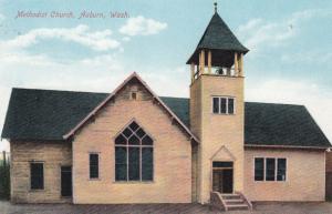 AUBURN, Washington, 00-10s; Methodist Church