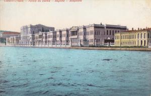 CONSTANTINOPLE, Turkey, 1900-1910´s; Palais Du Dolma, Bagtche, Bosphore