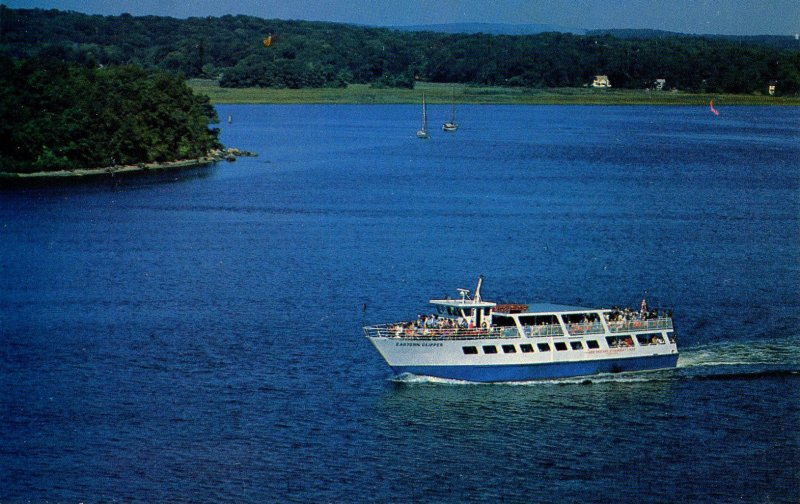 New England Steamboat Lines - M/V Eastern Clipper