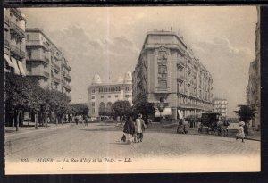 La Rue d'Isley et la Poste,Algeria