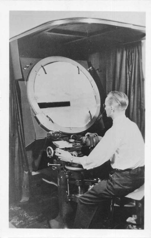 Elkhart Indiana The Comparator Orchestra Real Photo Antique Postcard J79523