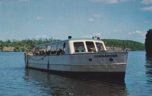 Steel Cruise Boat The Commander, Stand Rock, Witches Gulch, Cold Water Canyon...