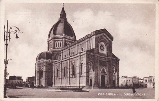 Italy Cerignola Il Duomo Tonti