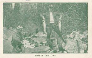 AVERILL , Vermont, 1927 ;Spring Fishing