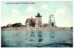 15462  MA Provincetown  Long Point Light