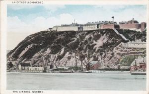 QUEBEC, Canada, 1900-1910's; The Citadel