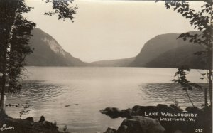 RP: WESTMORE , Vermont ,  1910-20s ; Lake Willoughby # 3