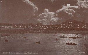 SOUTHPORT, UK, 1906 , at night