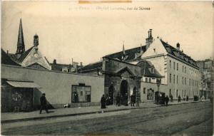 CPA PARIS (7e) Hopital Laennec. Rue de Sevres (534881)