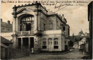 CPA PROVINS - Le Theatre (248826)