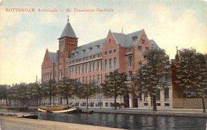 Schiekade, St Franiscus Gasthuis Rotterdam Holland Unused