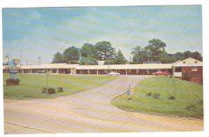 Exterior, Siler City Motor Lodge,  Siler City,  North Carolina, 40-60s