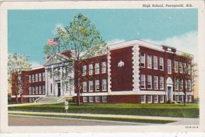 Arkansas Paragould High School Curteich