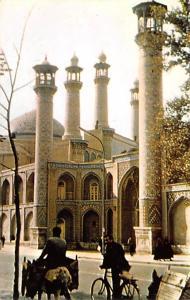 Iran Sepah Salar Mosque  Sepah Salar Mosque