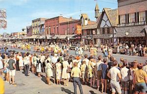 Gaylord MI Sugar Bowl Restaurant~Alpine Village~Alpenfest Parade~Fay's 1950s