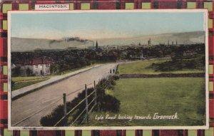 GREENOCK , Renfrewshire, Scotland, 00-10s ; Lyle Road