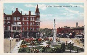 South Carolina Anderson The Plaza Court Square