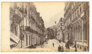 Cauterets, France, 00-10s   Boulevard Latapie-Flurin