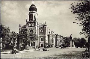 hungary, KECSKEMET, Zsinagoga, Synagogue (1970) JUDAICA