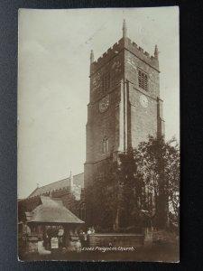 Devon PAIGNTON St John's Church c1916 RP Postcard by Frith