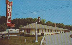 Indiana Elkhart Three Point Motel