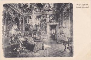Wurzburg , Franconia, Northern Bavaria, Germany , 00-10s ; Schloss, Spiegelsaal