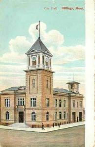 MT, Billings, Montana, City Hall, O.C. Ovren