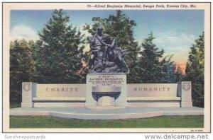Alfred Benjamin Memorial Swope Park Kansas City Missouri