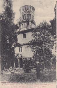 TOULOUSE, Haute Garonne, France, 1900-1910's; Le Clocher A Ete Decapite Par L...