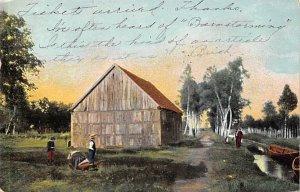 Old barn/house Landmark 1907