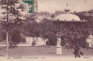 BIARRITZ, Le Jardin Public, Aquitaine, France, 00-10s