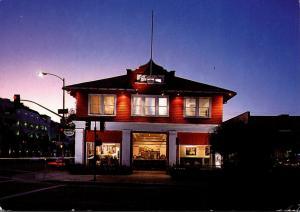 California Venice The Firehouse Restaurant & Bar 1997