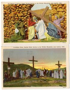 Sunrise Easter Service, Lawton OK