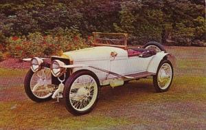 Vintage Auto 1912 Hispano-Suiza Alfonso XIII