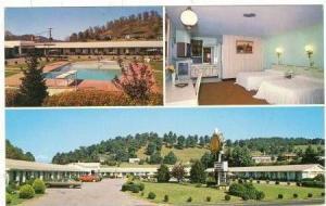 3-View, Interior & Exterior, Quality Inn, Franklin, North Carolina, 50-70
