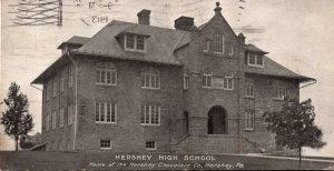 Pennsylvania Hershey High School Hershey Chocolate Company 1913