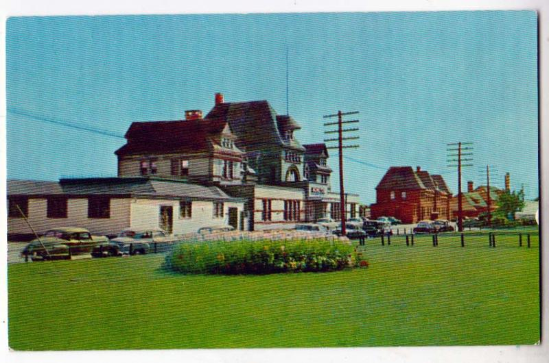Canadian National Railway Station, Moncton NB