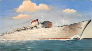 5114  M.N.Donizetti Passenger Ship Italia Line