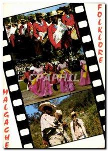 Postcard Modern Folklore Malagasy Republic Malgasy Antananarivo
