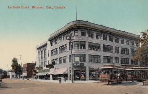 WINDSOR , Ontario , Canada , 00-10s ; La Belle Block