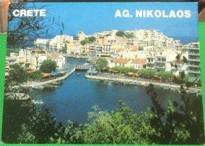 Greece Crete Ag. Nikolaos - posted 1997