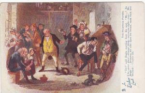 In Dickens Land The Pickwick Papers Tuck