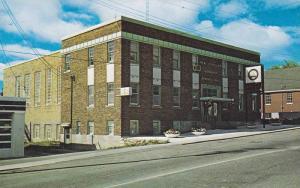 New Liskeard Community Memorial Hall, New Liskeard, Ontario,  Canada, PU-40-60s