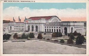New Union Station Washington DC