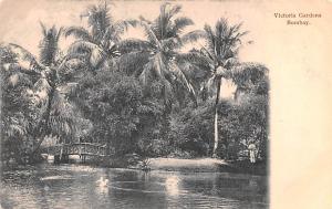 Bombay India Victorica Gardens Bombay Victorica Gardens