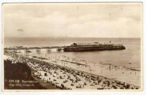 RP, Pier From Westcliff, Bournemouth (Dorset), England, UK, 30-50s