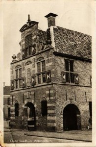 CPA APPINGEDAM Oude Raadhuis NETHERLANDS (705906)