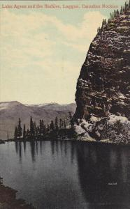 Lake Agnes And The Beehive, LAGGAN (Lake Louise), Alberta, Canada, 1900-1910s