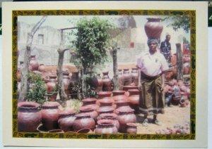 Zimbabwe Elim Culture Shangaan Mukondeni Potteries - posted
