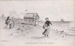 Imacinary Cape Cod Massachusetts